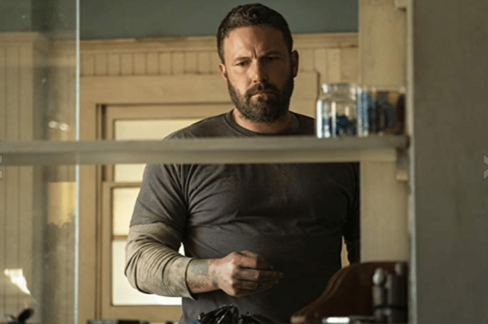 Ben Affleck Wishes His Relapse Wasn't Online For His Children To See