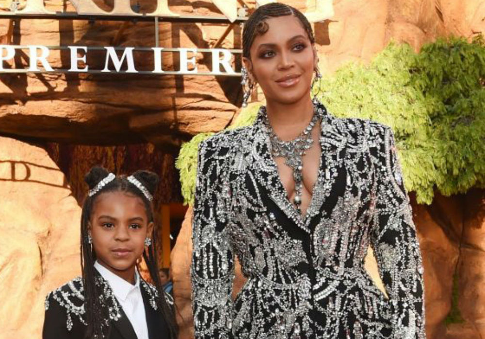 Beyonce: Blue Ivy wins big at the NAACP awards