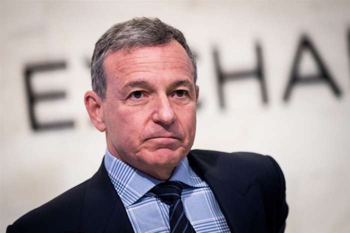 Bob Iger Abruptly Steps Down As CEO Of Disney