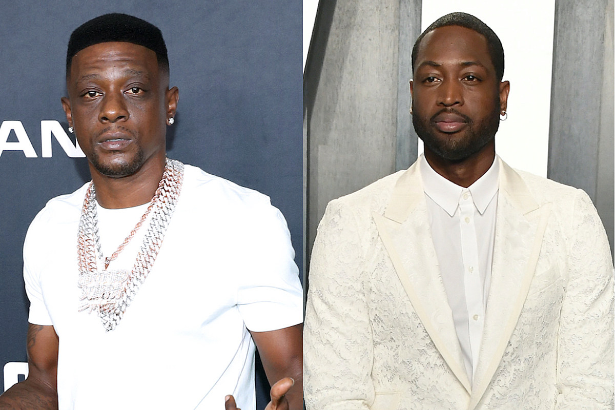 Boosie and Wade