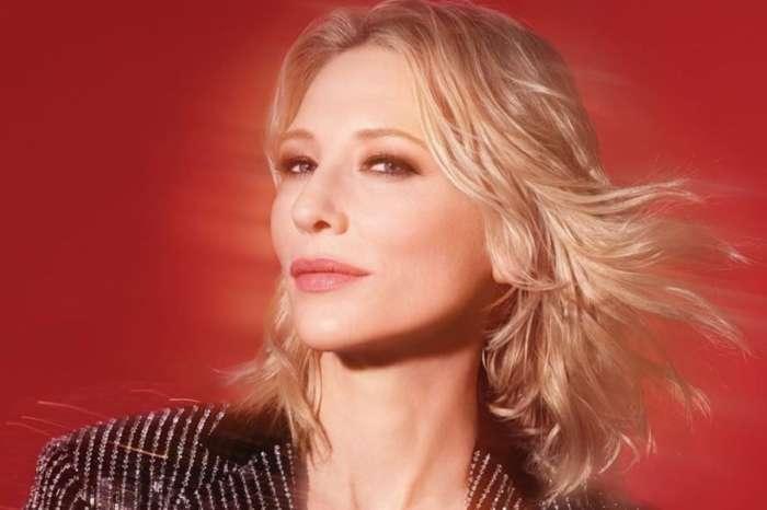 Cate Blanchett Stuns As She Celebrates 20 Years Of Giorgio Armani
