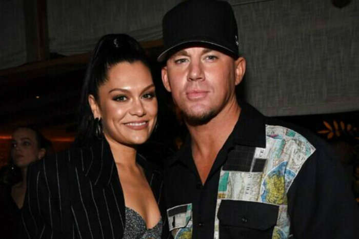 Channing Tatum Brings Along Jessie J For Playdate With His Daughter Everly