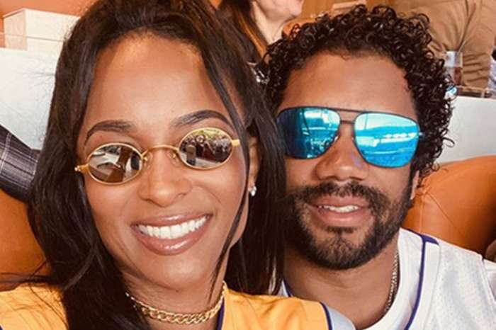 Ciara Debuts Her Burgeoning Baby Bump In Iconic Kobe Bryant Jersey In Sweet Photos With Russell Wilson