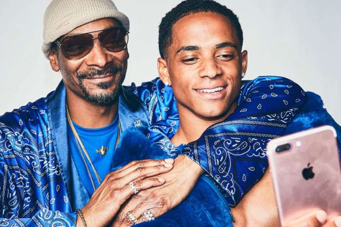 Snoop Dogg's Son Cordell Broadus Responds To Backlash After He Models In Women's Clothes And Makeup