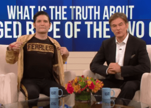 Corey Feldman Talks Alleged Rape Of Corey Haim On Dr. Oz — Watch Video