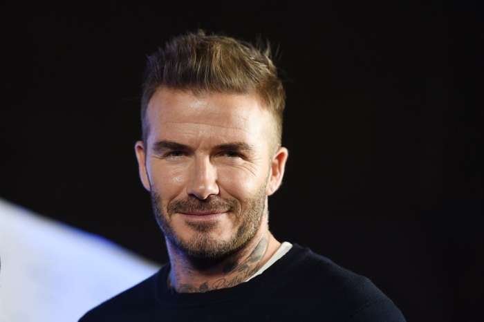 David Beckham Reveals That He Still Has Train Ticket With Victoria Beckham's Number On It