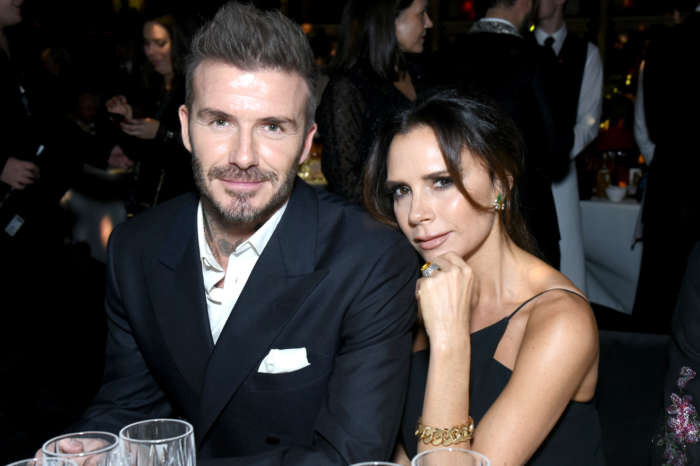 David Beckham Shares The Reason Why He Fell In Love With Victoria In Throwback Clip!