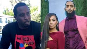 Lauren London Addresses The Diddy Dating Speculations And Pays A New Tribute To Nipsey Hussle - 'I'm Still His'