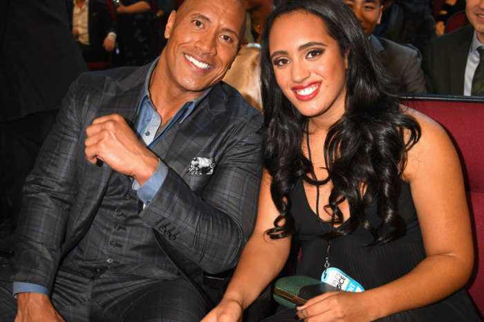 Dwayne Johnson's Daughter Simone, 18, Training To Be A WWE Star Just Like Her Dad - Details!