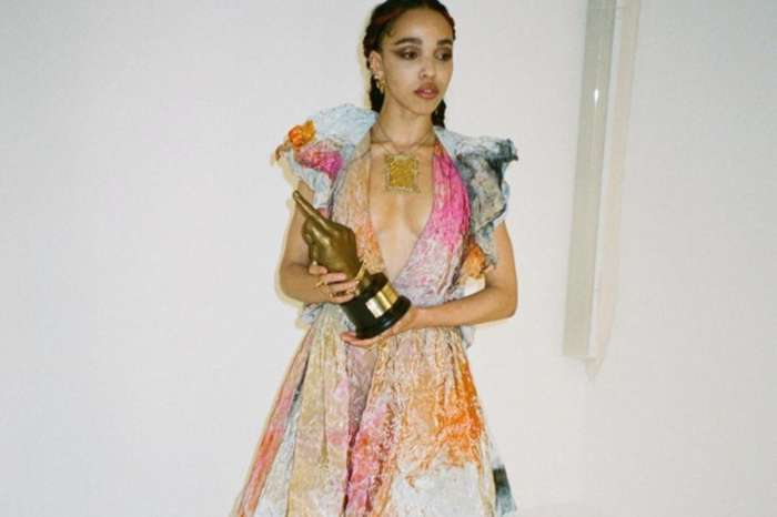 FKA Twigs Wore Roksanda To The NME Awards — Wins Best British Solo Act
