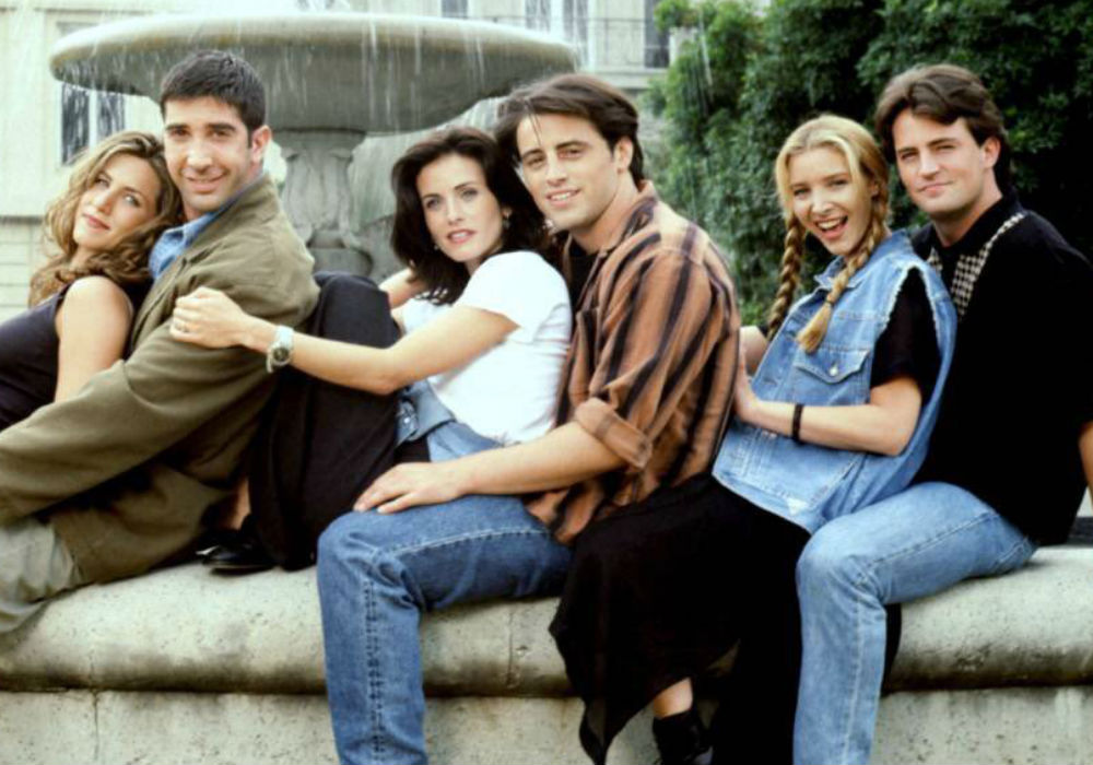 Friends Reunion Special With Original Cast Is Happening In May - See The Details!