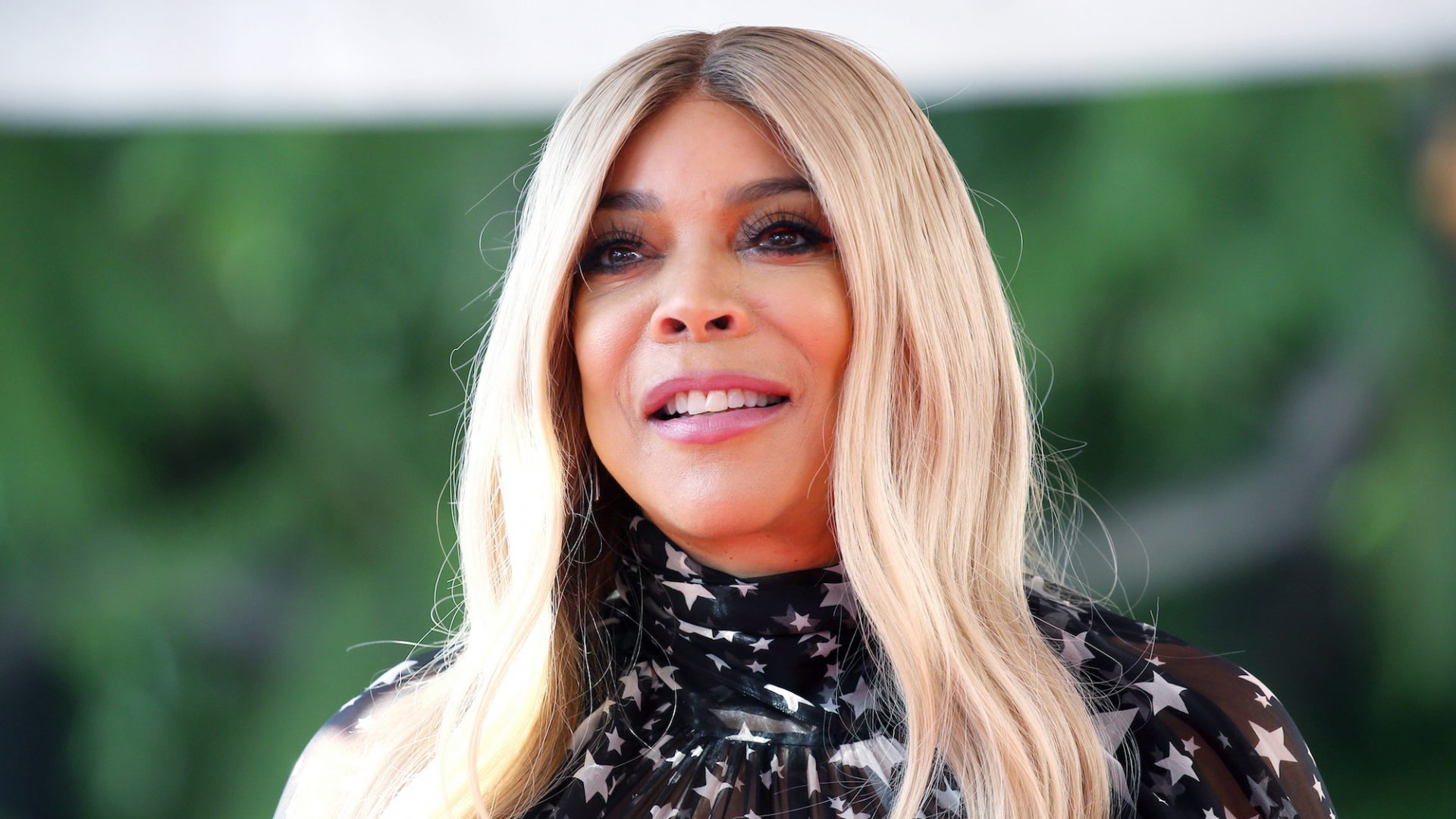 Wendy Williams cuddles up with new man on Instagram