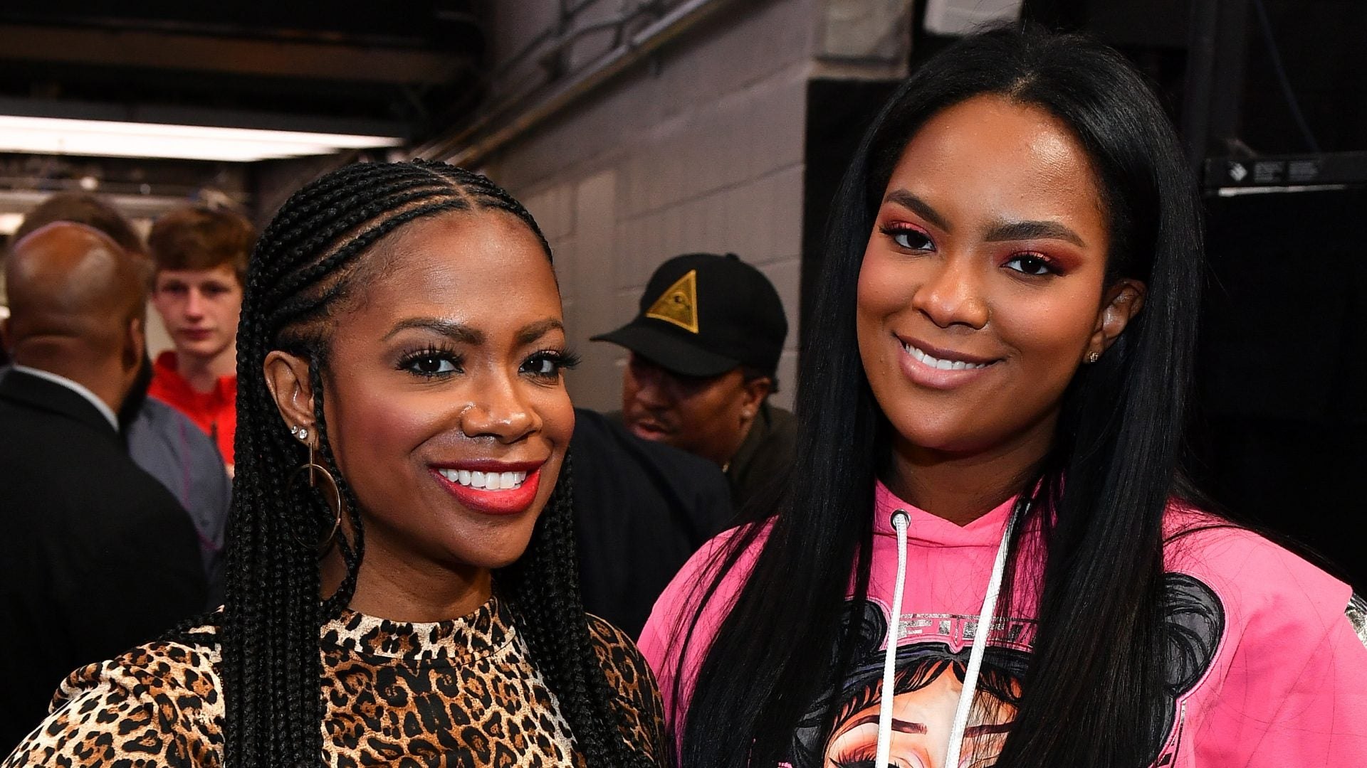 Kandi Burruss Shares Gorgeous Pics From Her Family Fun Day