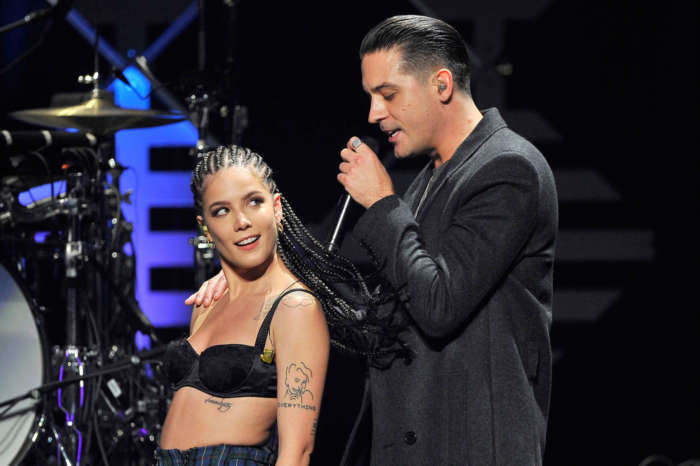 Halsey Addresses A Video Showing Her Slamming An Audience Member During One Of Her Concerts For Screaming G-Eazy's Name