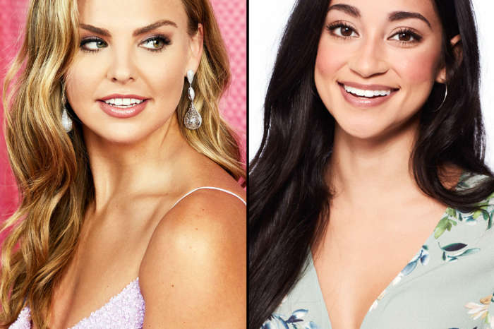Hannah Brown Disses Victoria Fuller As 'Annoying' During Viewing Of Her Ex Peter Weber's Season Of The Bachelor!
