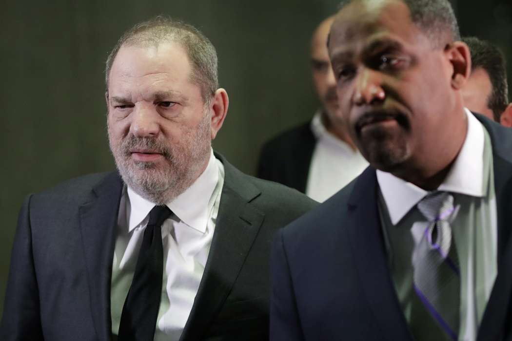 [Weinstein jury indicates it is break up on most major counts]
