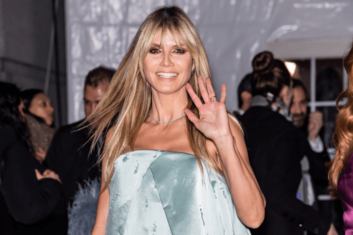 Heidi Klum Says She Was The Victim Of Racial Backlash For Defending America's Got Talent - 'I Was Called A White Woman'