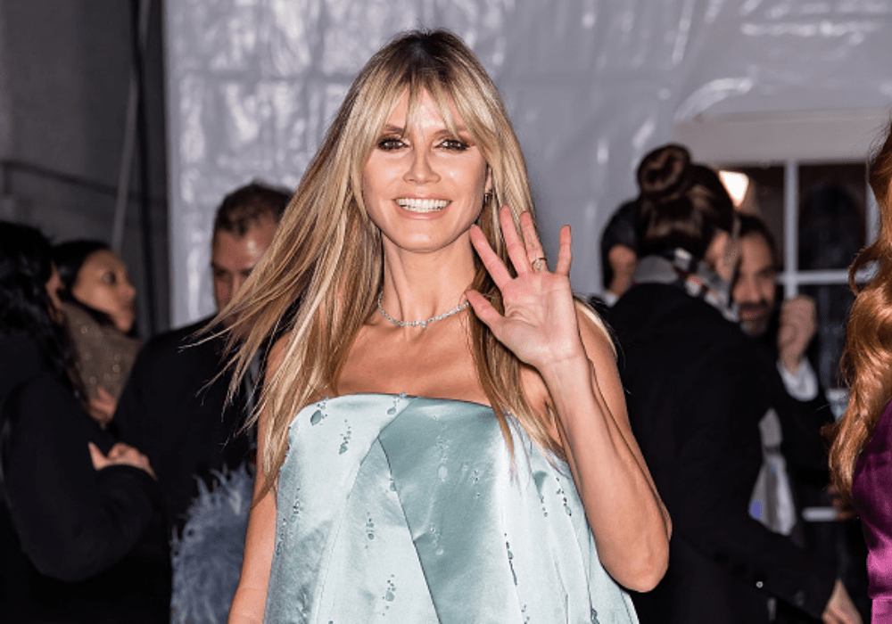 Heidi Klum Says She Was The Victim Of Racial Backlash For Defending America's Got Talent