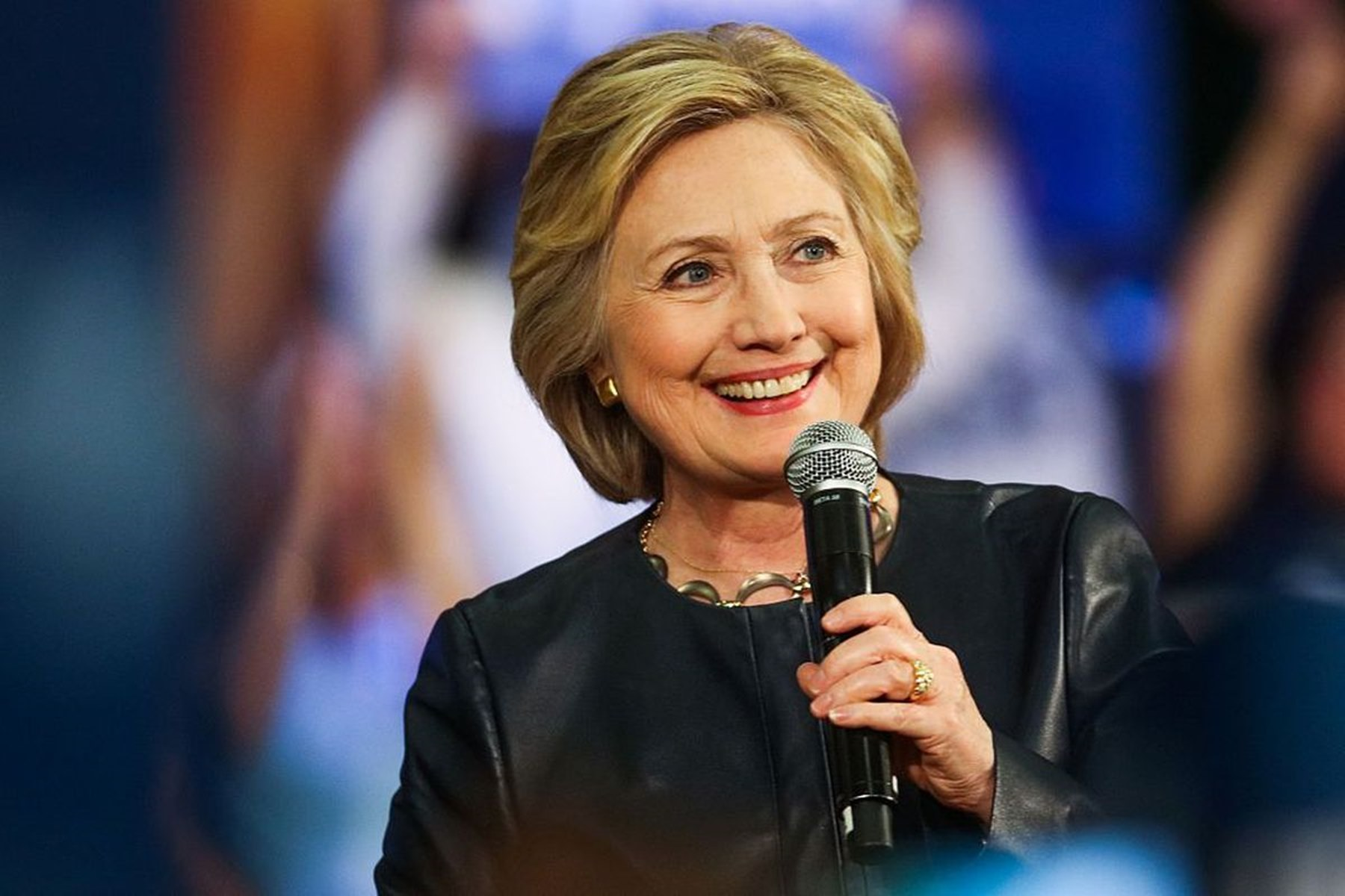 Hillary Clinton Mike Bloomberg Vice President Chatter