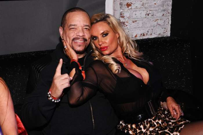 Ice-T's Wife, Coco Austin, Looks Like Royalty In New Photos In Skin-Colored Outfit -- She Is On Top Of Her Game