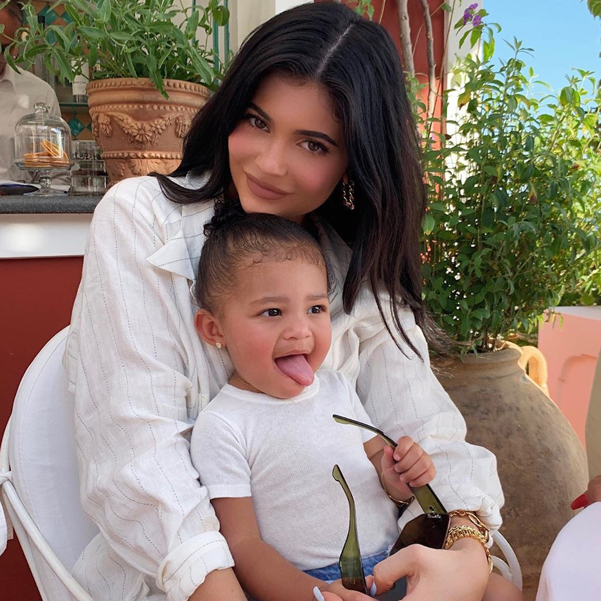 Kylie Jenner Blows Fans' Minds With Footage From Stormi Webster's Birthday Party