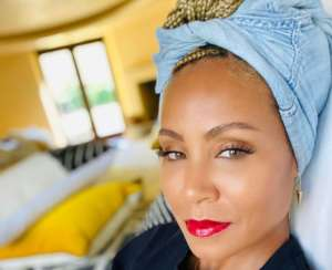 Jada Pinkett Smith Sets Instagram On Fire With A Picture Where She Bares It All -- Lauren London Had To React