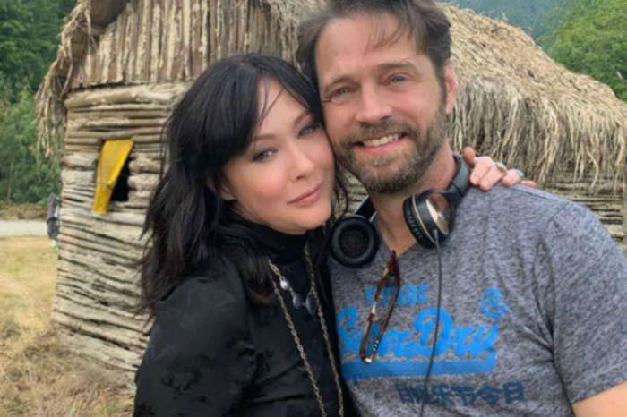 Jason Priestley Admits He's 'Heartbroken' Over Shannen Doherty's Cancer Diagnosis