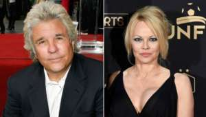 Pamela Anderson's Ex-Husband Jon Peters Denies Telling News Outlet He Was Coerced Into Paying Off Her $200,000 Debt