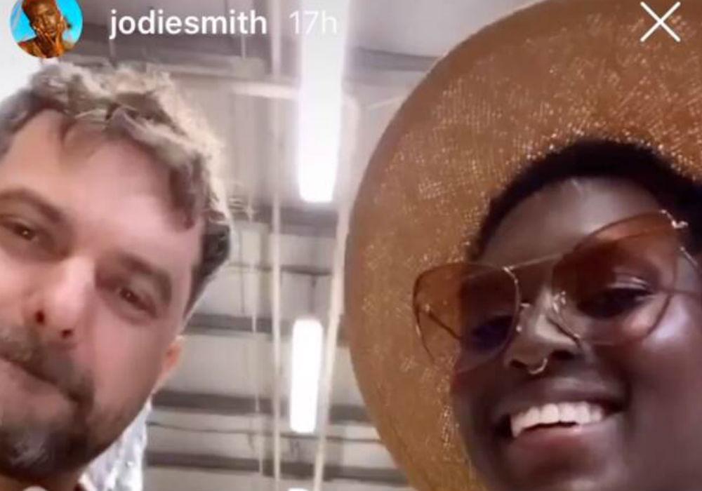 Joshua Jackson/Jodie Turner-Smith