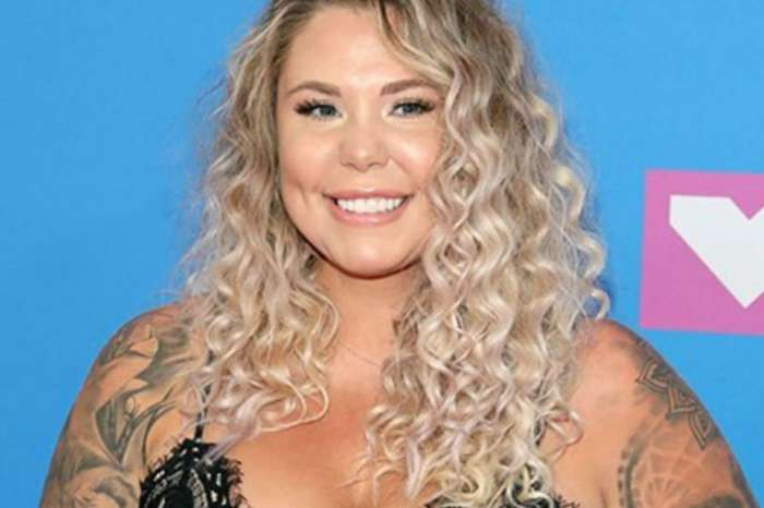 Kailyn Lowry Shows Off Her Baby Bump For The First Time Since Confirming 4th Pregnancy!