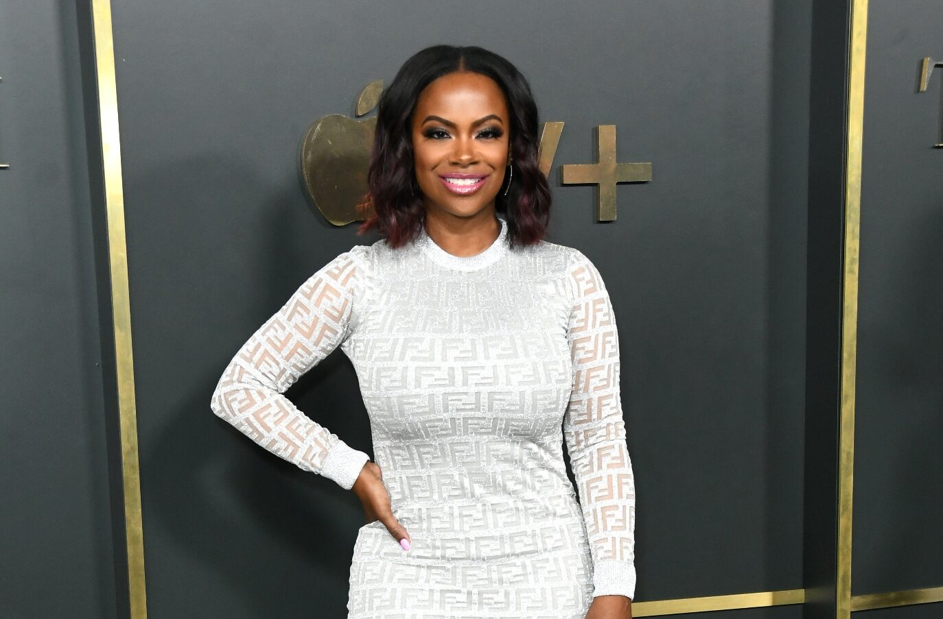 Kandi Burruss Celebrates The Birthday Of Her Friend Following The Tragedy At Old Lady Gang