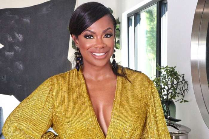 Kandi Burruss Unapologetically Bares It All In Video Where She Gets A Cosmetic Procedure Done -- 'Real Housewives Of Atlanta' Fans Love The Result