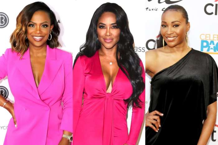 Kenya Moore And Kandi Burruss Celebrate Cynthia Bailey With Loving Messages And Gorgeous Photos