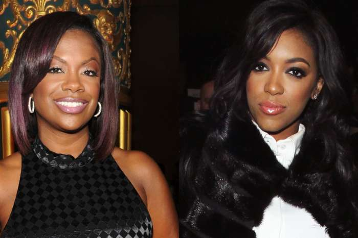 Kandi Burruss Claps Back At Porsha Williams: 'I Don't Give A F***!'