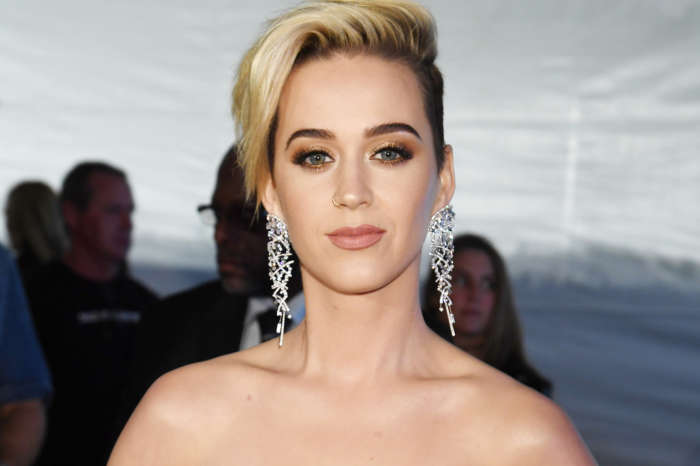 Katy Perry Reportedly Sang To Prince Charles' Plants - He Asked Her To