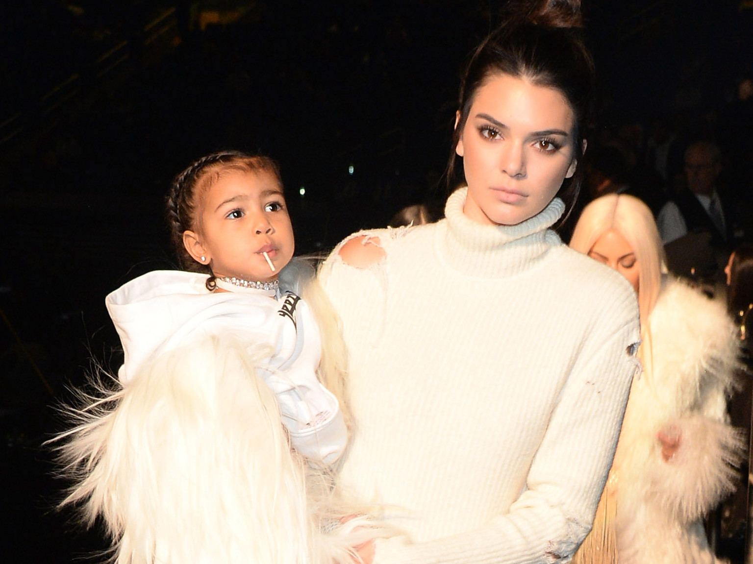 """""""kuwk-kendall-jenner-says-her-niece-north-west-has-what-it-takes-to-become-a-fashion-icon-just-like-her"""""""