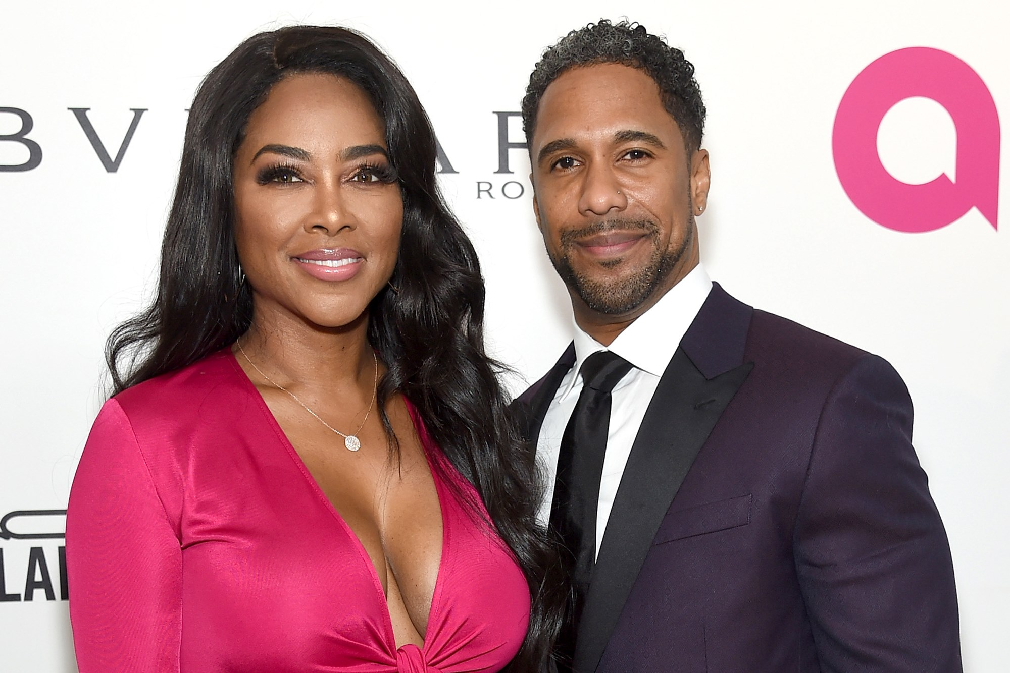 Kenya Moore Marc Daly Valentine's Day