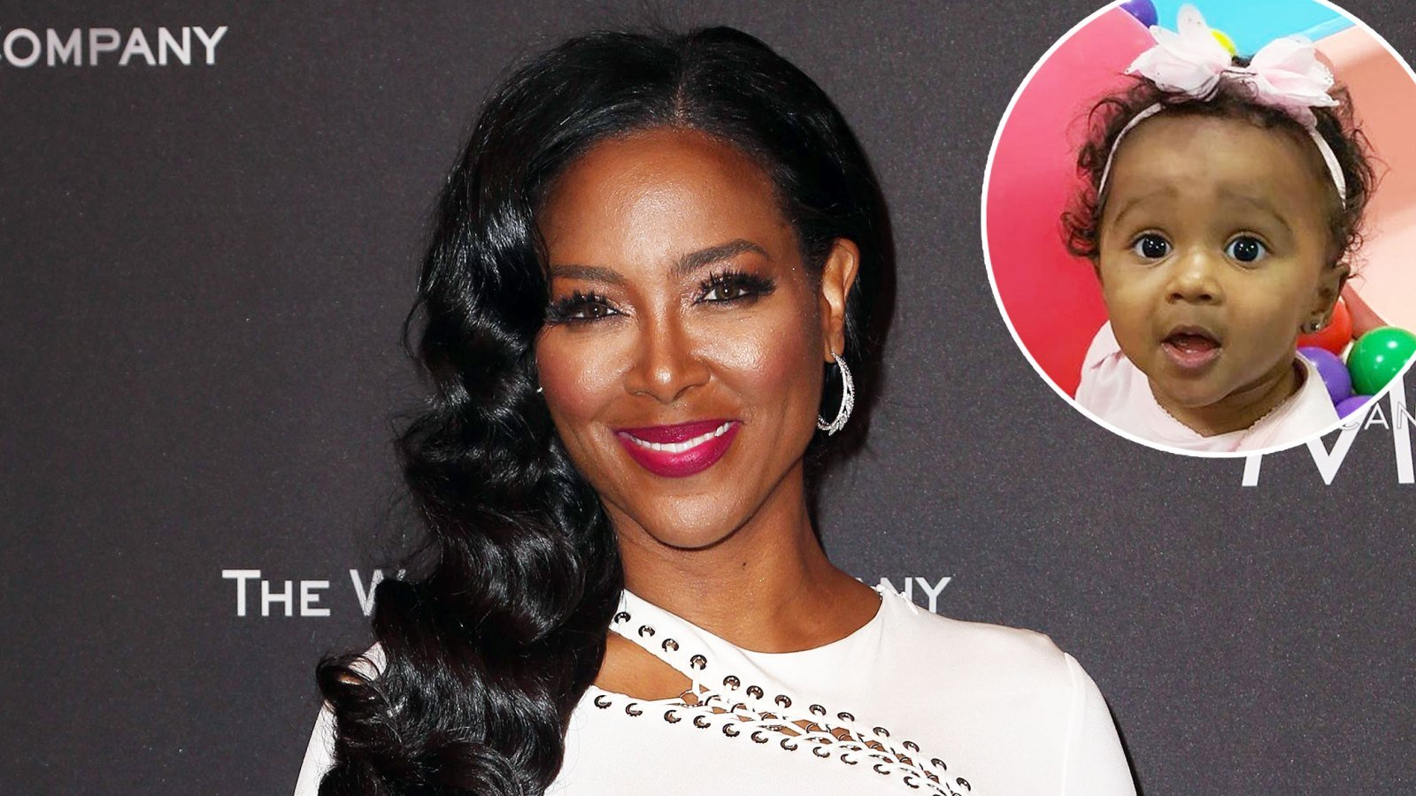 Kenya Moore's Latest Videos Of Her Baby Girl Brooklyn Daly Will Make Your Day