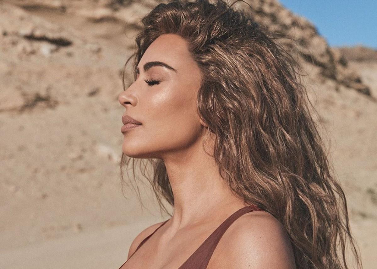 Kim Kardashian's SKIMS face masks sold out in hours - The ...   Kim Kardashian