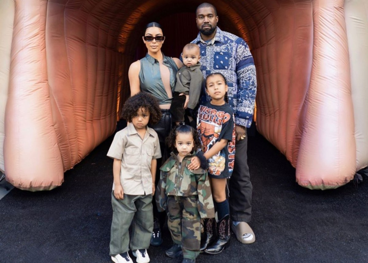 """""""kim-kardashian-shares-family-photos-with-kanye-west-and-the-kids-from-stormi-websters-birthday-party-see-the-adorable-pictures"""""""