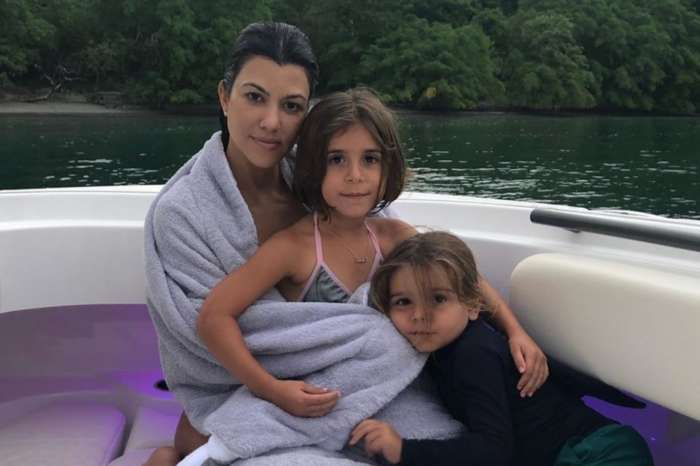 KUWK: Kourtney Kardashian Posts Adorable Picture Of Her And Daughter Penelope Cuddling In The Morning