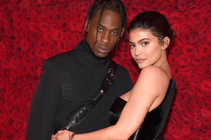 KUWK: Kylie Jenner Has Hilarious Oscars After-Parties After-Party In Limo With Travis Scott, Khloe And Kourtney Kardashian, And A Certain 'Trolls' Doll!