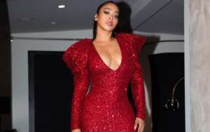 La La Anthony Shows Off Her Envious Figure In Black Bathing Suit And Sadly Gets Called Out For This Reason