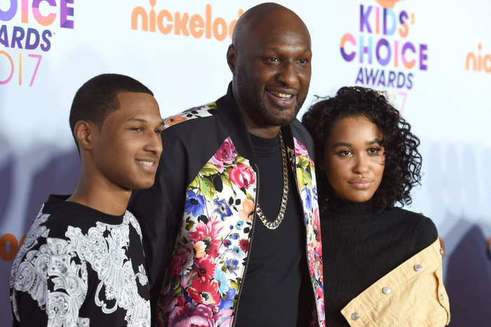 Lamar Odom's Daughter Slams His New Fiance Sabrina Parr As An Abuser -- Says She Punched Him In The Mouth!