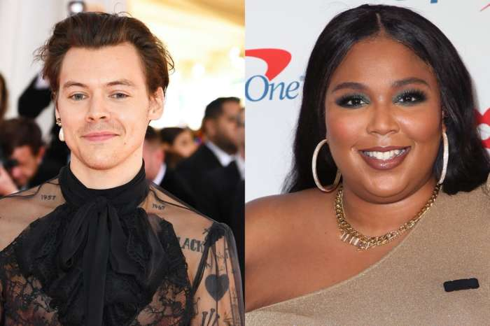 Lizzo Says She And Harry Styles Hooked Up - 'We Collabed' Last Night