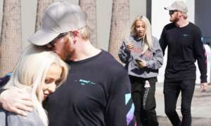 Tana Mongeau And Logan Paul Pack The PDA On Lunch Date Weeks After Her Split From Jake!