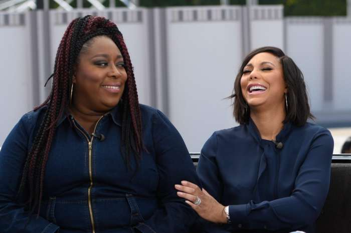 Loni Love Celebrates The Real's 1000th Episode With Message To Tamar Braxton - Some Fans Are Calling Her Shady!