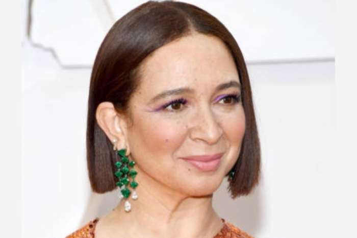 Maya Rudolph Wore The Same Colombian Emerald Earrings To The Oscars As Beyonce At Diddy's Party — Check Out The Look