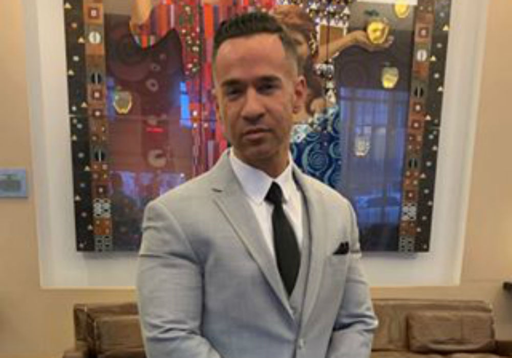 Mike Sorrentino Reveals He Tried To Talk Snooki Out Of Leaving Jersey Shore