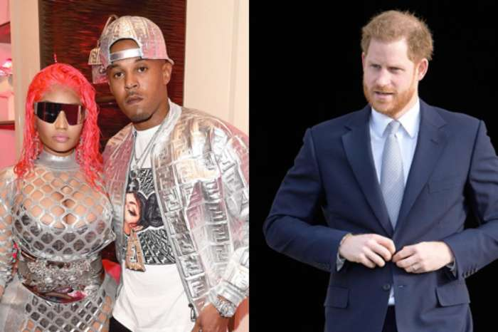 Nicki Minaj Compares Her Hubby Kenneth Petty To Prince Harry!